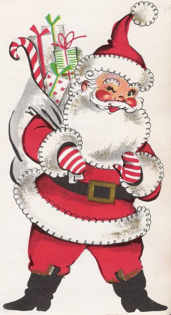Free Santa Clipart