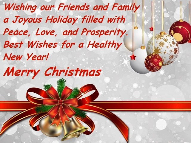 Christmas Messages For Friends.Best Merry Christmas Messages 2019 For Friends Family With