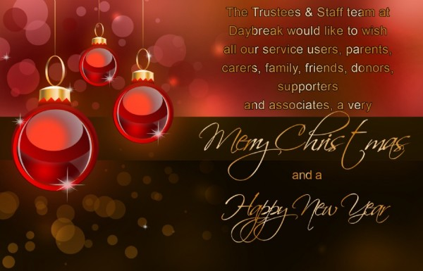 Merry Christmas and Happy New Year Wishes Cards