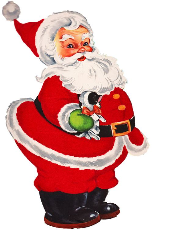 Santa Clipart Images
