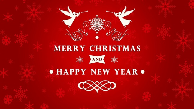 Merry Christmas Wallpaper and Happy New Year Wallpaper