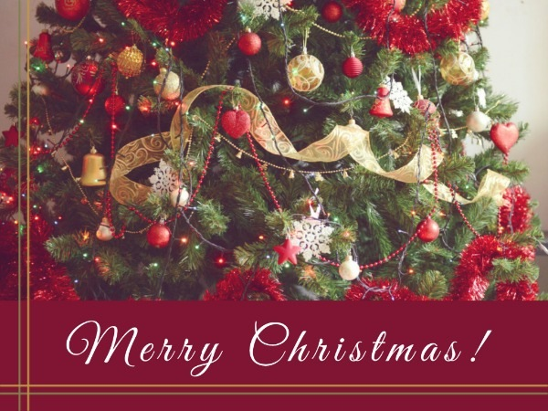 Beautiful Christmas Cards Images