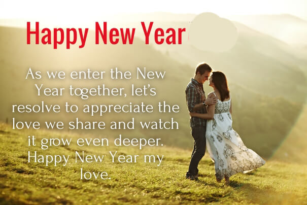 Happy New Year 2021 Love Images