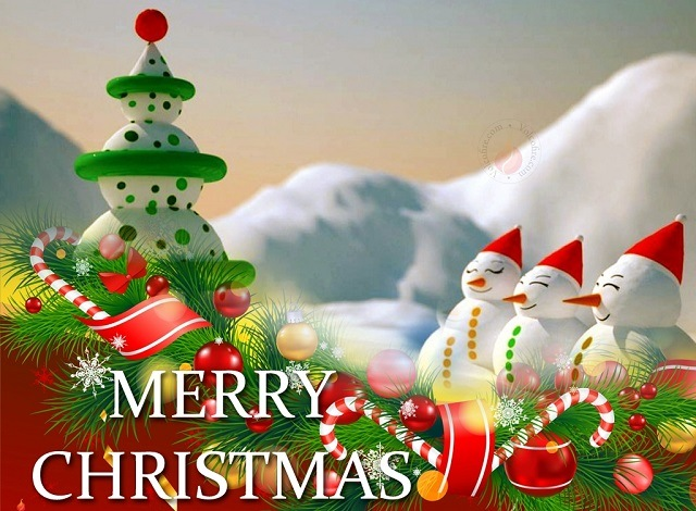 Lovely Merry Christmas Images HD