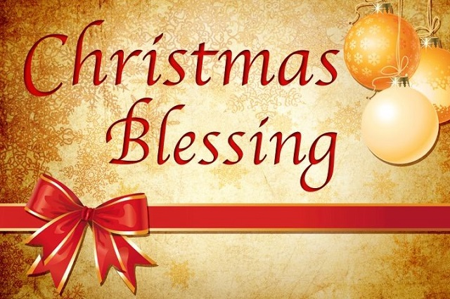 Merry Christmas Blessings Images