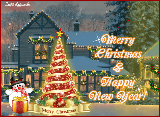 Merry Christmas Blessings Wishes