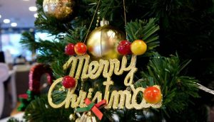 Merry Christmas 2019 WhatsApp DP Images