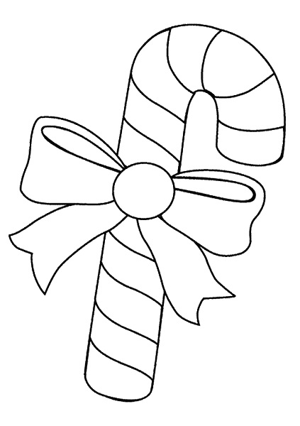 Picture of Christmas Candy Cane
