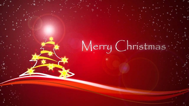 Animated Merry Christmas Pictures