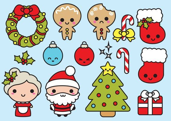 Christmas Clip Art Photos