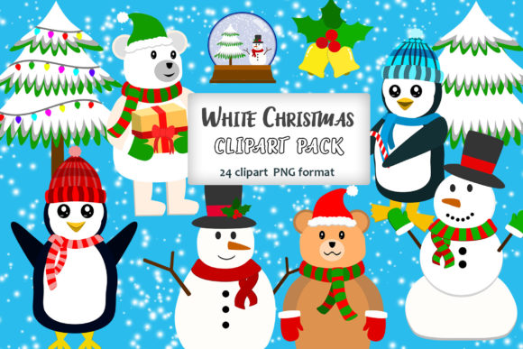 Christmas Clip Art Pictures