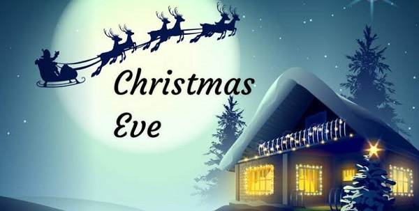 Christmas Eve Pictures Free