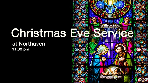 Christmas Eve Service Images