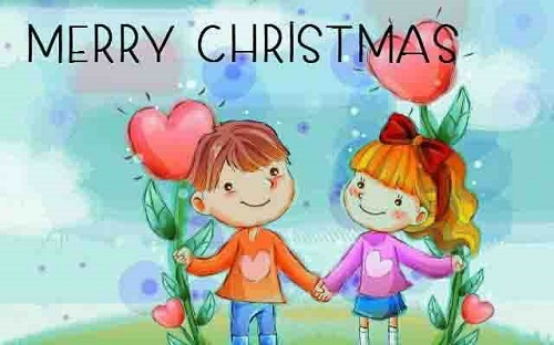 Christmas WhatsApp Images