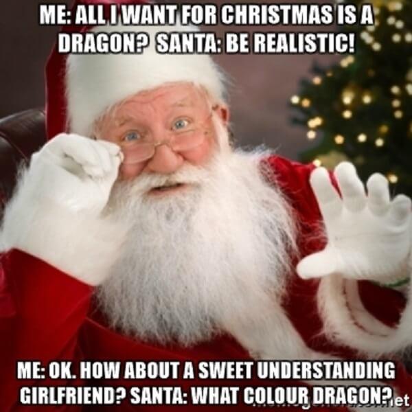Funny Merry Christmas Meme