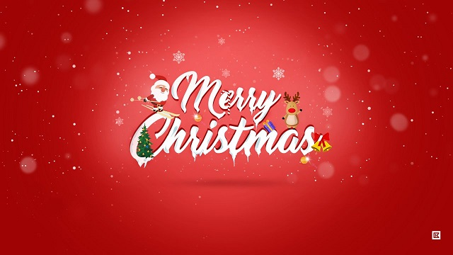 Happy Christmas Day Wallpaper
