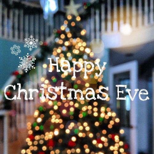 Happy Christmas Eve Images