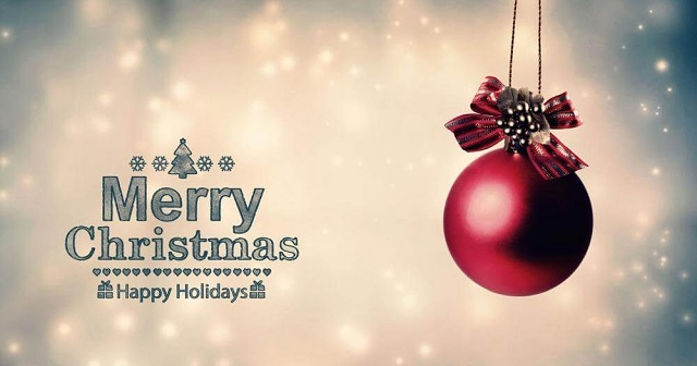 Happy Christmas HD Image