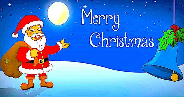 Happy Christmas HD Images