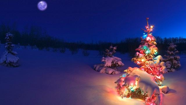 Happy Christmas HD