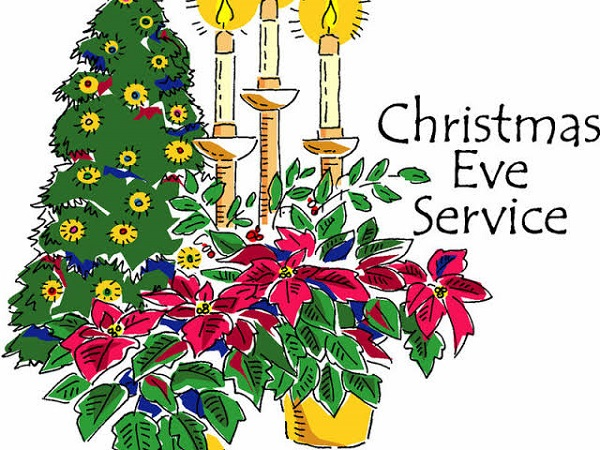 Merry Christmas Eve Service Images
