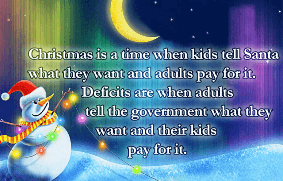 Merry Christmas Poems For Kids