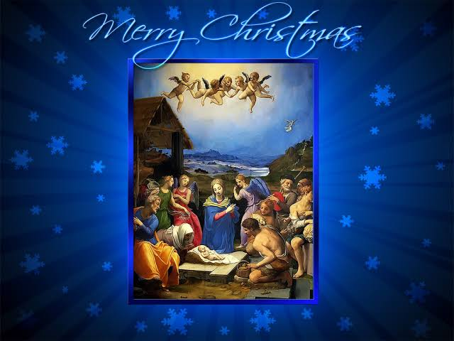Merry Christmas Religious Images Free