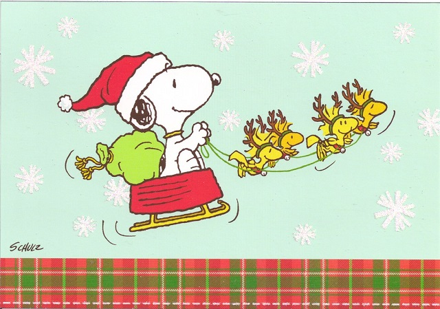 Merry Christmas Snoopy Pictures