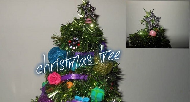 Merry Christmas Tree Pictures