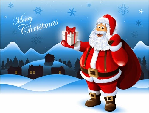 Merry Christmas WhatsApp DP Images