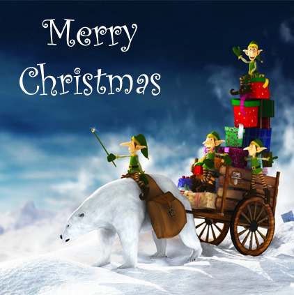 Merry Christmas WhatsApp Images