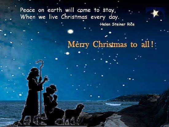 Religious Merry Christmas Images Free