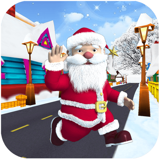Santa Claus Cartoon Images