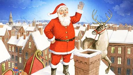 Santa Claus Images HD