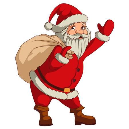 Santa Claus Ka Photo