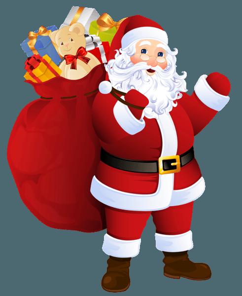 Santa Claus Ki Photo