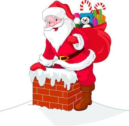 Santa Claus ki Picture