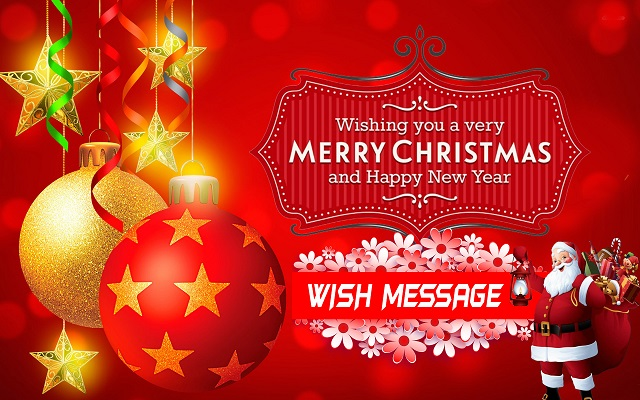 Short Merry Christmas Wishes