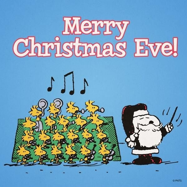 Snoopy Christmas Eve Images