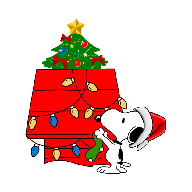 Snoopy Christmas Images Free